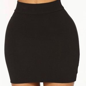 Melanie Mini Skirt